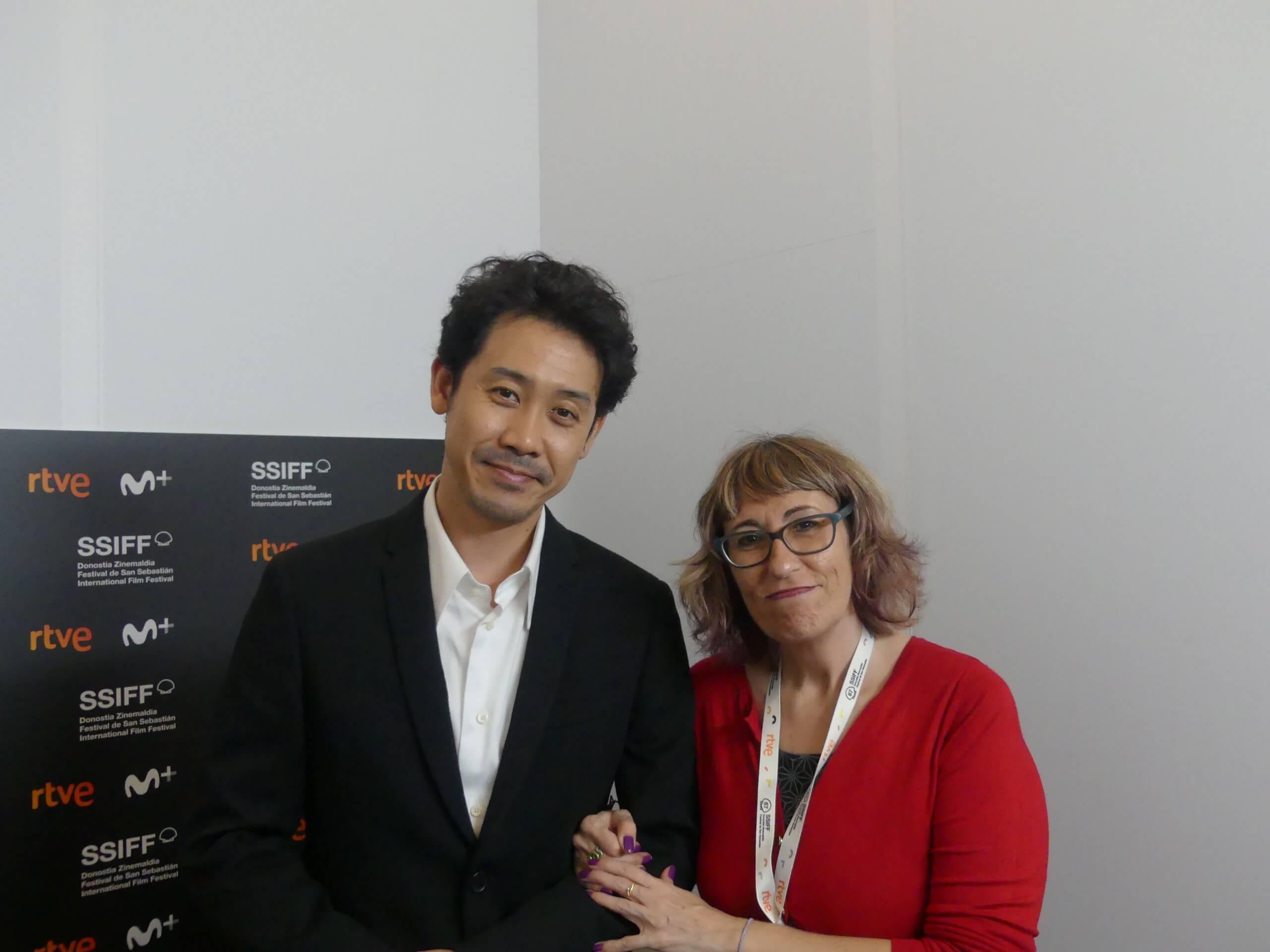 Entrevista a Yō Ōizumi